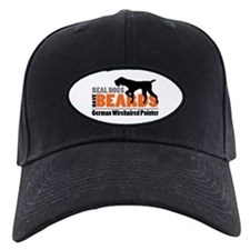 Real Dogs Have Beards - Gwp Baseball Hat