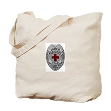 Zombie Response Team Tote Bag