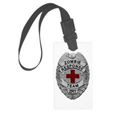 Zombie Response Team Luggage Tag