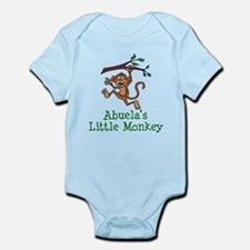 Abuela's Little Monkey Body Suit