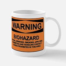 Biohazard - warning - 5 Mug