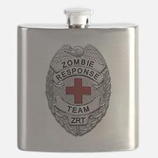 Zombie Response Team Flask