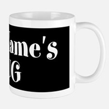Personalized Small Small Mug