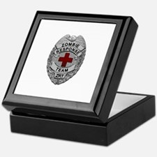 Zombie Response Team Keepsake Box