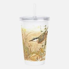 """""""NEW DAY NUTHTCH"""" Acrylic Double-wall Tumbler"""