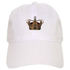 king crown Baseball Cap