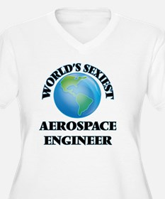 World's Sexiest Aerospace Engine Plus Size T-Shirt