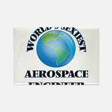World's Sexiest Aerospace Engineer Magnets