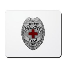 Zombie Response Team Mousepad