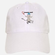 Tennis Nut Baseball Baseball Cap