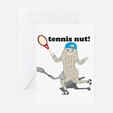 Tennis Nut Greeting Cards (Pk of 10)