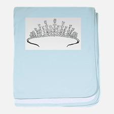 tiara baby blanket