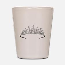 tiara Shot Glass