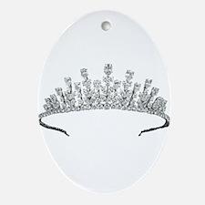 tiara Ornament (Oval)