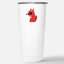 Music Fox Travel Mug