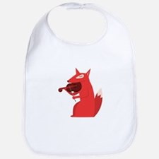 Music Fox Bib