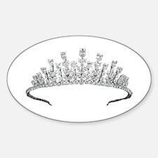 tiara Decal
