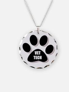 Unique Vet tech Necklace
