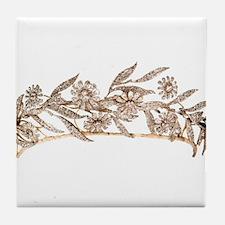tiara Tile Coaster