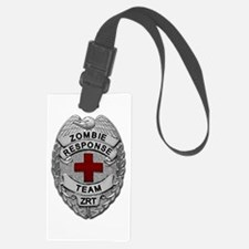 Zombie Response Team Luggage Tag