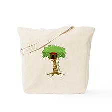 No Girls Tote Bag