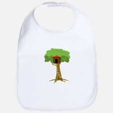 Tree House Bib