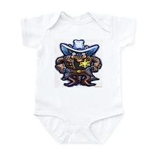 Cool Dillo Infant Bodysuit