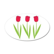 Tulips Wall Decal