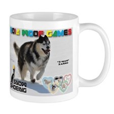 Snow-Shoeing WOOF Games 2014 Mugs