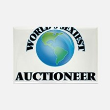 World's Sexiest Auctioneer Magnets