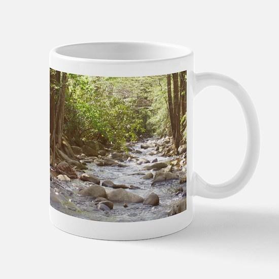 Cute Babbling brook Mug
