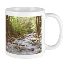 Cute Smokey mountains Mug