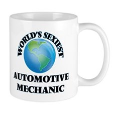 World's Sexiest Automotive Mechanic Mugs
