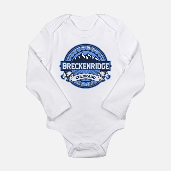 Breckenridge Blue Body Suit