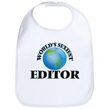 World's Sexiest Editor Bib