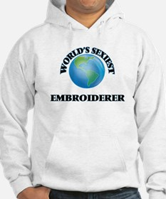 World's Sexiest Embroiderer Hoodie