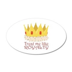 Like Royalty Wall Decal