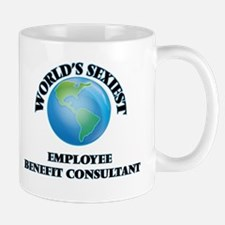 World's Sexiest Employee Benefit Consultant Mugs