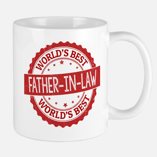 Cute Father in law Mug