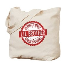 Unique Little brother Tote Bag