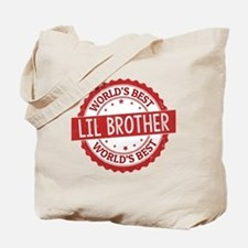 Cute Lil brother Tote Bag