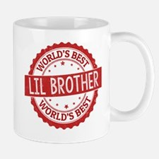 Cute World%27s coolest little brother Mug