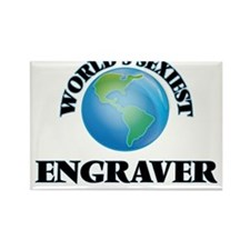 World's Sexiest Engraver Magnets