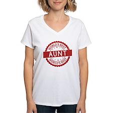 Cute I love my auntie Shirt