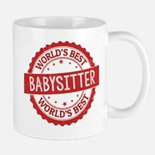 Cute Babysitter Mug