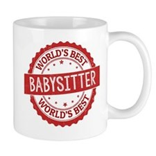 Funny Best babysitter Mug