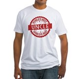 Best uncle Fitted Light T-Shirts