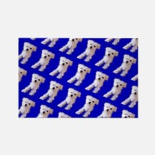 Munchin Maltese Blue Designer 23 Magnets