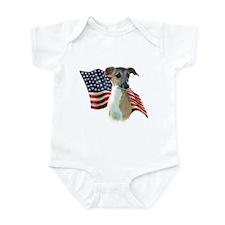 Iggy Flag Infant Bodysuit