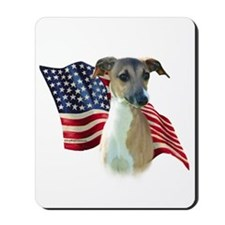 Iggy Flag Mousepad